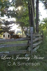 Love's Journey Home Book Cover Image