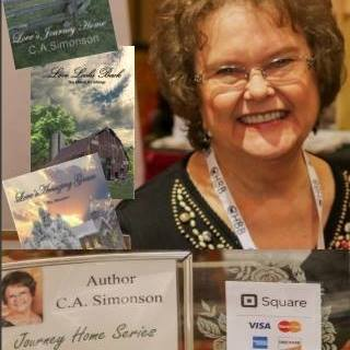 C.A. Simonson Author Interview